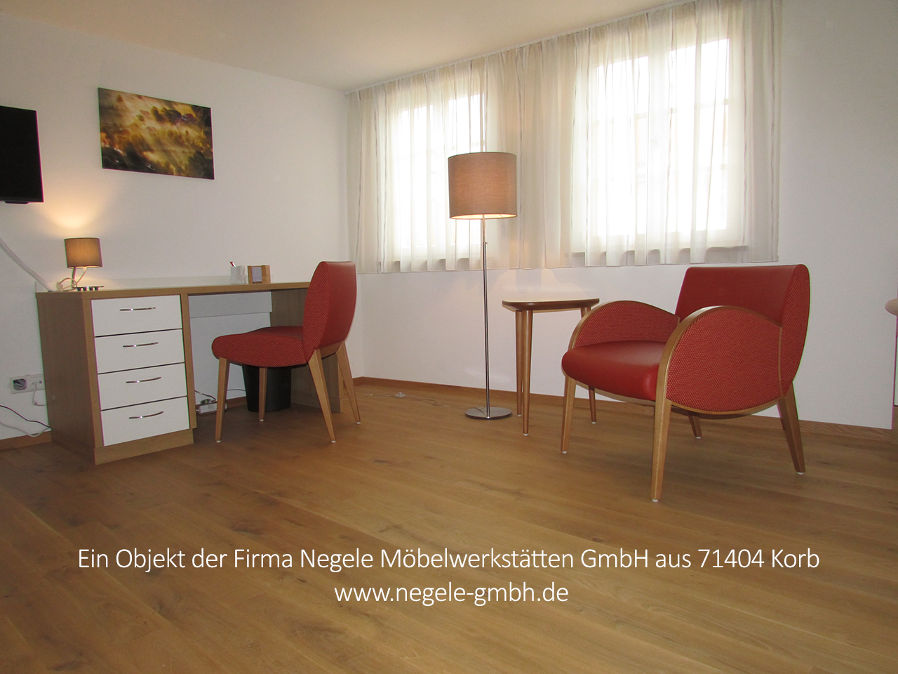 Ein Objekt der Firma Negele Möbelwerkstätten GmbH aus 71404 Korb www.negele-gmbh.de